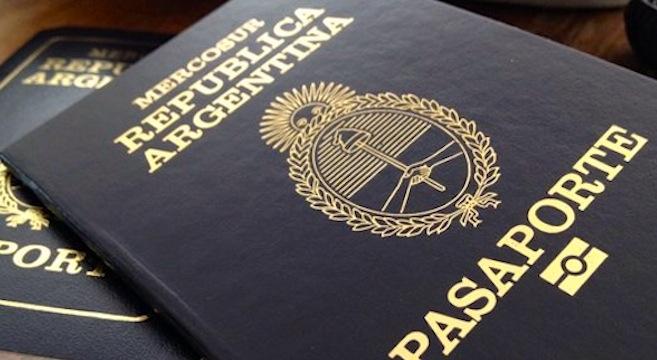 Sacando el nuevo pasaporte electr nico argentino el for Pasaporte ministerio interior