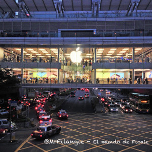 Apple Store ifc - Hong Kong