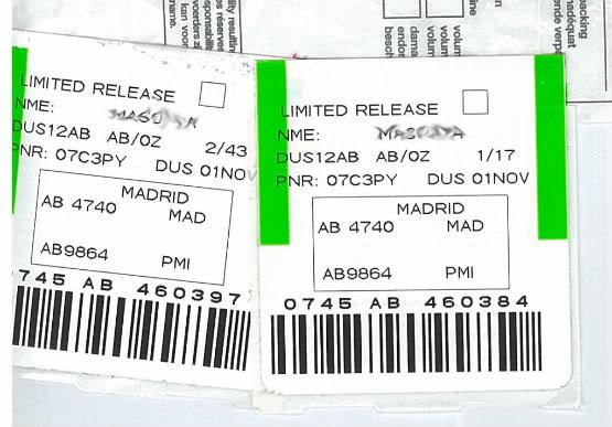 luggagereceipt