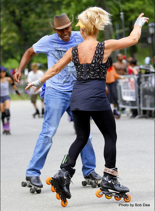 Los Central Park Skaters