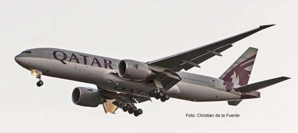 Qatar B777-200