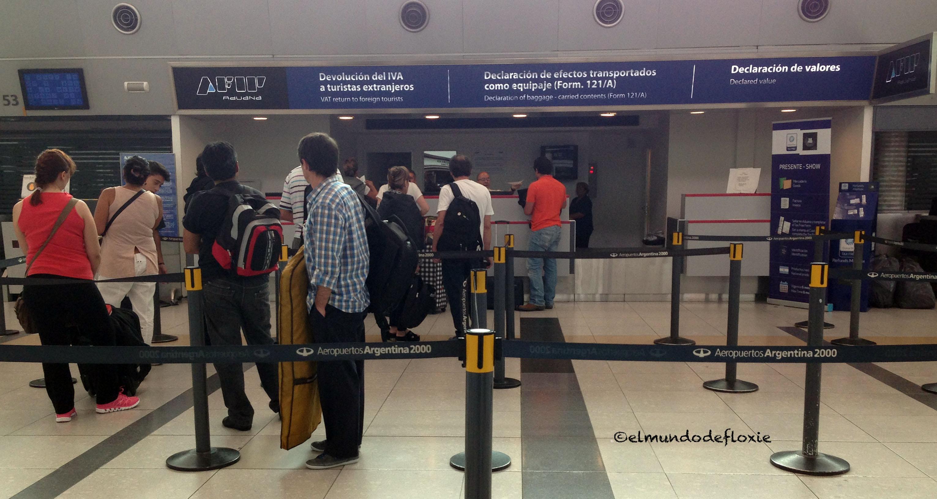 Cu nto tiempo antes hay que llegar al aeropuerto el for Como llegar al ministerio del interior