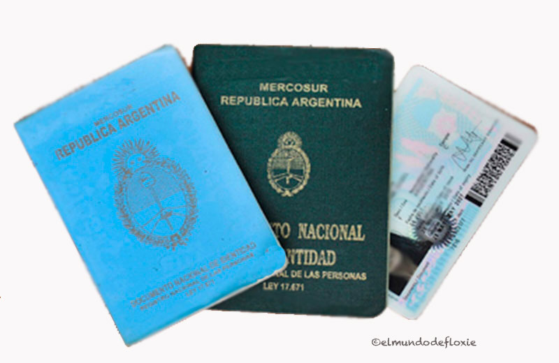 Que documentos necesito para viajar a brasil desde chile