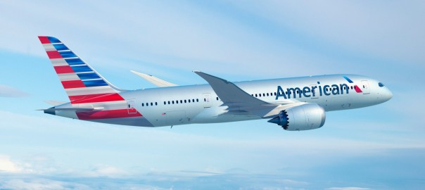 American Airlines announced Wednesday, Feb. 11, 2015, that the initial route for the 787 Dreamliner will be Dallas-Fort Worth to Chicago, O'Hare, Dallas-Fort Worth to Beijing and Buenos Aires, Argentina.