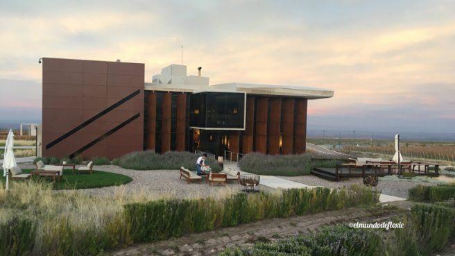 Arquitectura moderna y sustentable para el Resort de Casa de Uco