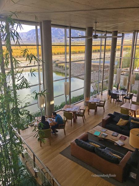 La mejor vista del Resort está en la sala de estar